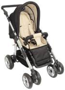 United-Kids - Sportwagen Kinderwagen QX-519 Black-Beige
