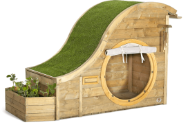 PLUM® Discovery Nature Play Hideaway Spielhaus