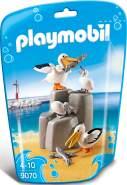 Playmobil 9070 - Pelikanfamilie