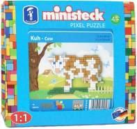 Ministeck 32589 - Bauernhof - Kuh, ca. 300 Teile