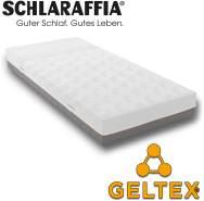 Schlaraffia 'GELTEX Quantum Touch 200' Gelschaum Matratze H3, 100x200 cm