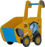 JCB Lauflernwagen Spielzeugkiste