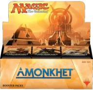 Wizards of the Coast Magic: The Gathering - Amonkhet Booster Display englisch