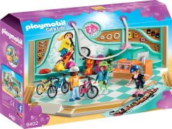 Playmobil City Life 9402 'Bike & Skate Shop', ab 5 Jahren