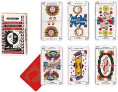 Dal Negro 40005 - Indovino 1:96 - Tarot Kartenspiel