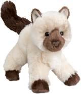 Cuddle Toys 4026Maps CALICO CAT Calico-Katze Schildpatt Katze Dreifarbig Tricolor schwarz/weiß/rot Kuscheltier Plüschtier Stofftier Plüsch Spielzeug