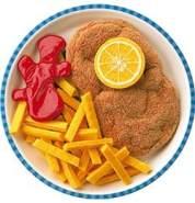 HABA 1474 Wiener Schnitzel mit Pommes Frites
