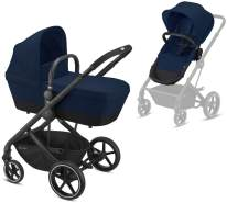 CYBEX 'Gold Balios S' Kombikinderwagen 2in1 2020 in Black Navy Blue