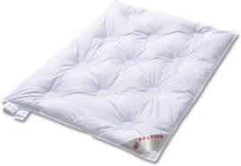 Aro Artländer 'BALTICA-BABYBETT' Bettdecke mit Ventilationskreisen 100x135 cm