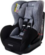 Osann 'Safety Baby' Kindersitz Black Melange