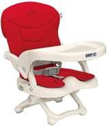 CAM Sitzerhöhung rot