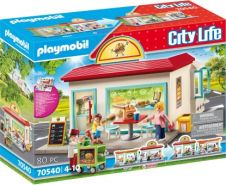 Playmobil® City Life 70540 'Mein Burgerladen', 80 Teile, ab 4 Jahren