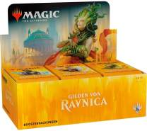 Wizards of the Coast Magic: The Gathering - Gilden von Ravnica Booster Display