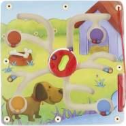 Besttoy - Magnet-Geschicklichkeitsspiel - Motiv Hundehütte