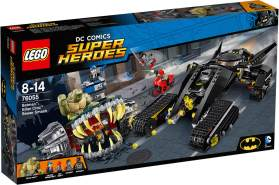 LEGO DC Universe Super Heroes - Batman Killer Crocs Überfall in der Kanalisation 76055
