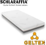 Schlaraffia 'GELTEX Quantum 180' Gelschaum-Matratze H2, 200 x 200 cm