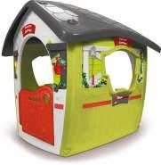 Spielhaus Forest Ranger House grün / grau 117 cm