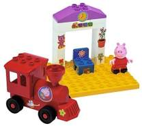 PlayBIG - Bloxx Peppa Pig Train Stop