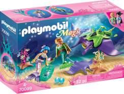 Playmobil Magic 70099 'Perlensammler mit Rochen', 32 Teile, ab 4 Jahren