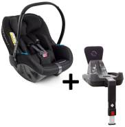 Avionaut Pixel +IQ Isofix Basis Berlin Black Kollektion 2020