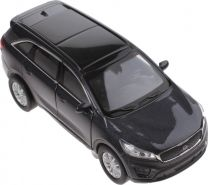 Modell Kia Sorento 1:34 grau 11 cm