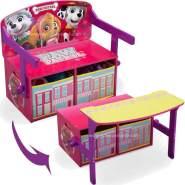 'Paw Patrol Skye' Delta Children Sitzbank/Schreibtisch