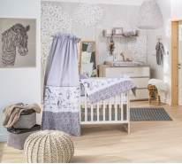 Schardt 'Mick' 2-tlg. Babyzimmer-Set mit Griffen
