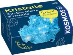 Kosmos Blaue Kristalle selbst züchten