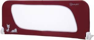 BABYGO 'Bed Guard' Bettschutzgitter Red Cat - 120