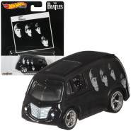 Cars Mattel DLB45 - Quick D-Livery - Pop Culture The Beatles | Hot Wheels Premium Auto Set