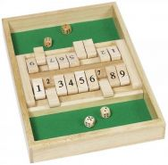 Goki Doppelspiel Shut the box