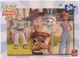puzzle Toy Story 4 Outdoor 50 Teile 30 x 20 cm