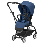 CYBEX Gold 'EEZY S TWIST 2' Buggy 2021 Black/Navy Blue