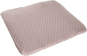 Roba 'Lil Planet' Wickelauflagenbezug, 75x85 cm, rosa