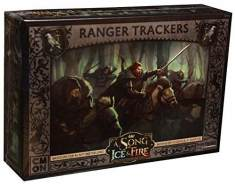 CoolMiniOrNot CMNSIF302 Thrones A Song of Ice and Fire Miniaturspiel: Nights Watch Ranger Trackers Expansion