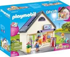 Playmobil City Life 70017 'Meine Trendboutique', 100 Teile, ab 4 Jahren