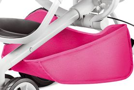 Quinny Einkaufskorb Pink Passion für Buzz Xtra und Moodd