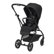 CYBEX Gold 'EEZY S TWIST+ 2' Buggy 2021 Black/Deep Black