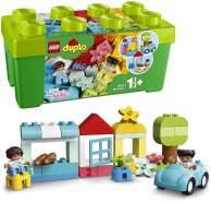 LEGO DUPLO 10913 'Steinebox', 65 Teile, ab 18 Monaten, Bauset mit Aufbewahrungsbox, Lernspielzeug für Kleinkinder