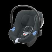 Cybex Silver 'Aton B i-Size' Babyschale 2020 Steel Grey