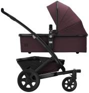 Joolz Geo 2 Kinderwagen Set 3 in 1 incl. Babyschale Modell 2020 Epic Maroon Deep Black