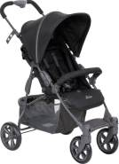 ABC Design - Circle Buggy Treviso 4 Woven Black (Kollektion 2019)