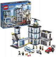 LEGO City - Polizeiwache 60141