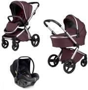 Anex l/type 3 in 1 Kinderwagenset mit Avionaut purple