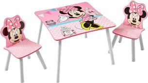 Worlds Apart Minnie Mouse Kindersitzgruppe