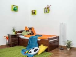 Kinderbett / Jugendbett Easy Premium Line K1/2h inkl. 2. Liegeplatz und 2 Abdeckblenden