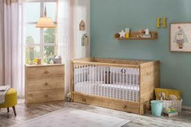 Cilek 'Mocha Baby' 2-tlg. Babyzimmer-Set