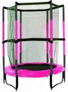BEST Sporting - Trampolin Kids 140 cm, pink