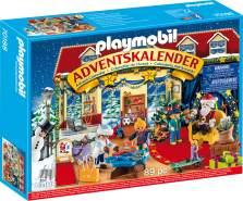 PLAYMOBIL 70188 Adventskalender 'Weihnachten im Spielwarengeschäft', Ab 4 Jahren