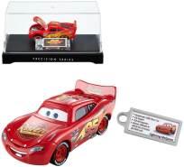 Mattel DHD61 - Lightning McQueen   Disney Cars   Precision Serie   Die Cast 1:55